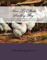 How to Make Poultry Pay