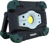 Philips Oplaadbare Led Werklamp EcoPro50 3,7V - Bouwlamp - geeft 6 uur licht
