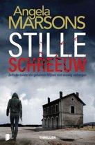 Boek cover Kim Stone 1 - Stille schreeuw van Angela Marsons (Paperback)