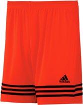 adidas Entrada Sportbroek - Maat M  - Mannen - oranje/zwart