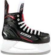 Bauer Ijshockeyschaatsen Nsx Skate Unisex Zwart/rood Maat 48