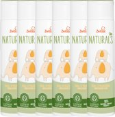 Zwitsal Naturals Bad- & Wascrème - 6 x250ml - voordeelverpakking