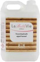 La Belle Vie stoombadmelk Appel Kaneel  5ltr