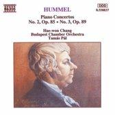 Hummel: Piano Concertos 2&3