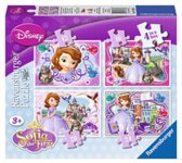 Ravensburger Sofia the First - Kinderpuzzel