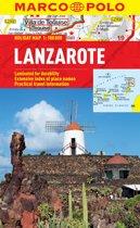 Marco Polo Lanzarote Holiday map