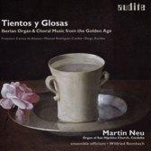Tientos Y Glosas-Iberian Organ & Ch