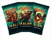 Magic The Gathering 3 Booster Pakjes Ixalan