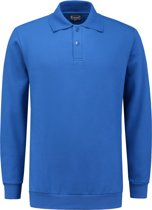 Workman Polosweater Outfitters Rib Board - 9304 royal blue - Maat 5XL