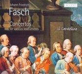 Konzerte Fur Verschiedene Instrumente