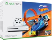 Xbox One, Console 500 GB Forza Horizon 3 + Hot Wheels Bundel Xbox One