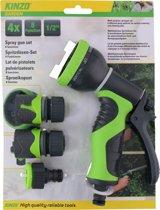 Kinzo Garden Spuitpistool 8 functies