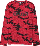 Crush Denim Shirt Floyd - Maat 152