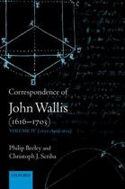 Correspondence of John Wallis (1616-1703)