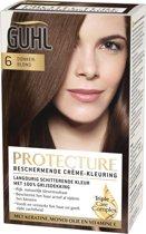 Guhl Beschermende Crème-kleuring No. 6 - Donkerblond - Haarverf