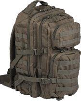 US Assault pack Molle rugzak Olive ca 40 L