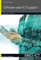 MBO ICT - Software voor ICT-support