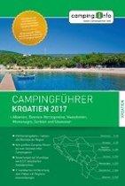 Campingführer Kroatien 2017