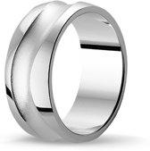 ring in zilver