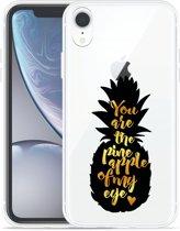 Apple iPhone Xr Hoesje Big Pineapple