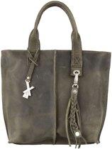 X Works-Handtassen-Evelien Small Bag-Groen