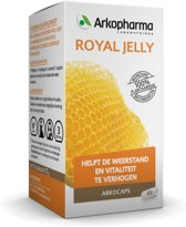 Arkocaps Royal Jelly - 45 Capsules - Voedingssupplement