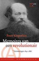 Kritische Klassieken 6 - Memoires van een revolutionair