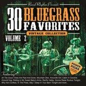 30 Bluegrass Favorites 2