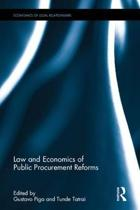 Law and Economics of Public Procurement Reforms