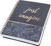 Notitieboek Jolie Mystic A4