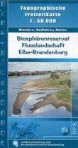 Biosphärenreservat Flusslandschaft Elbe-Brandenburg 1 : 50 000