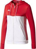 7a51913fc03 bol.com   adidas T16 Team Hoodie Women Zwart/Wit Medium