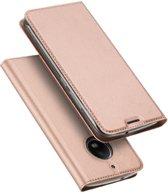 Dux Ducis Folio Case Motorola Moto G5S - Rose Gold