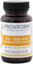 Proviform Vitamine b12 actief complex