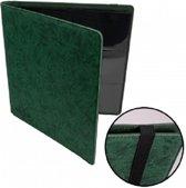 Blackfire Premium 12-Pocket Zip-Album - Green
