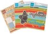 Hobby wenskaartenpakket - Marianne Design products assorti prettige feestdagen NL - 1 stuk