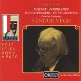 Symphony KV504 & KV551