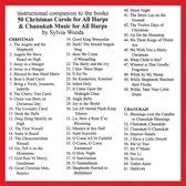 50 Christmas Carols for All Harps