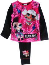Pyjama LOL Surprise - zwart - Maat 104/110