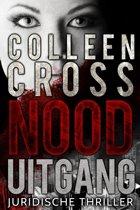 Katerina Carter juridische thrillerserie 1 - Nooduitgang : een juridische thriller