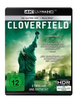 Cloverfield (Ultra HD Blu-ray & Blu-ray)
