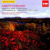 Copland: Appalachian Spring; El Salon Mexico; Old American Songs; Fanfare for the Common Man