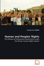 Human and Peoples' Rights