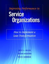 Improving Performance in Service Organizations