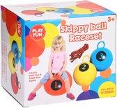 Skippybal Raceset, 3 Skippyballen Set