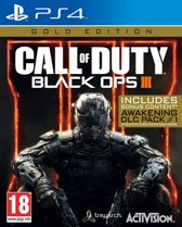 Call of Duty: Black Ops 3 (Gold Edition) PS4