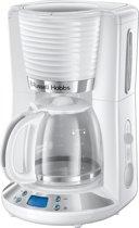 Russell Hobbs 24390-56 Inspire Koffiezetapparaat met glazen kan - Wit