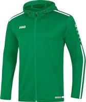 Jako Striker 2.0 Dames Trainingsjack - Jassen  - groen - 36