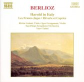 Berlioz: Harold In Italy Etc.