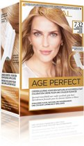 L'Oréal Paris Excellence Age Perfect 7.3 - Midden Goudblond - Haarverf